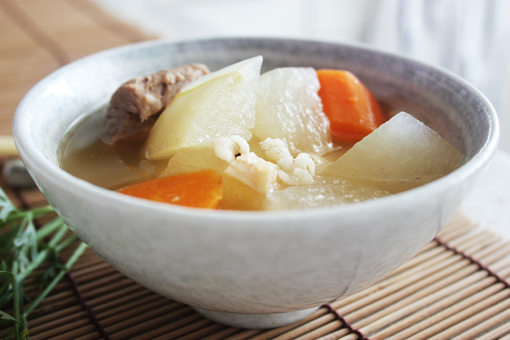 winter melon soup is one of those classic chinese soups which chinese ...