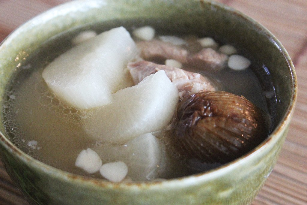 Daikon_Radish_with_Chuan_Bei_Soup1