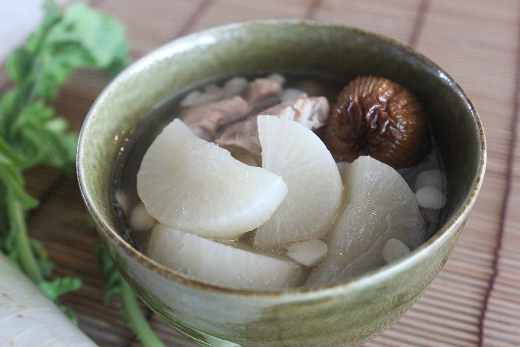 Daikon_Radish_with_Chuan_Bei_Soup2