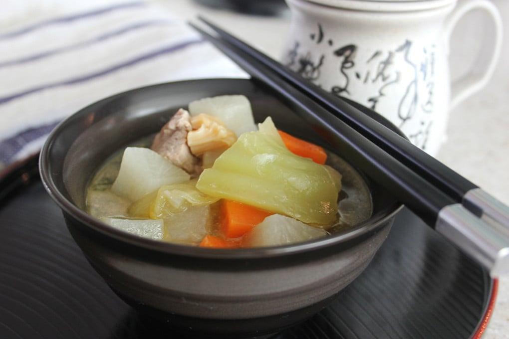 Daikon_Radish_with_Salted_Vegetable_Soup1