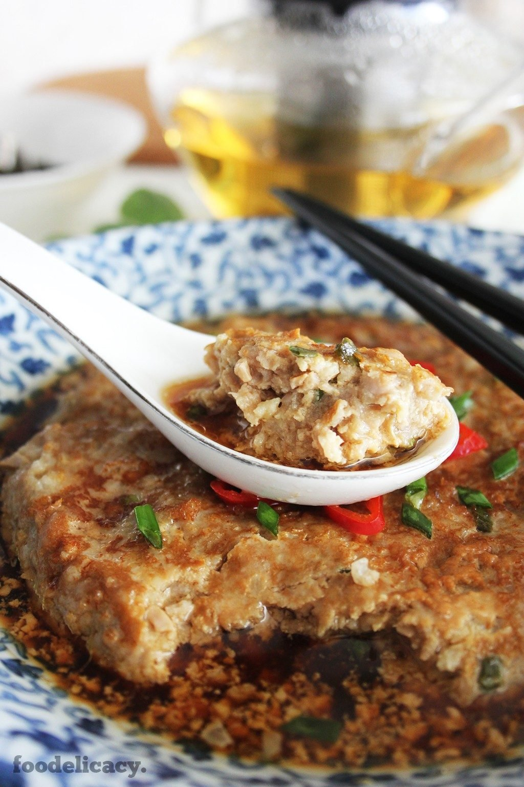 Steamed minced pork with water chestnut foodelicacy steamedmincedporkwithwaterchestnut2f steamedmincedporkwithwaterchestnut1b steamed minced pork with water chestnut recipe forumfinder Choice Image