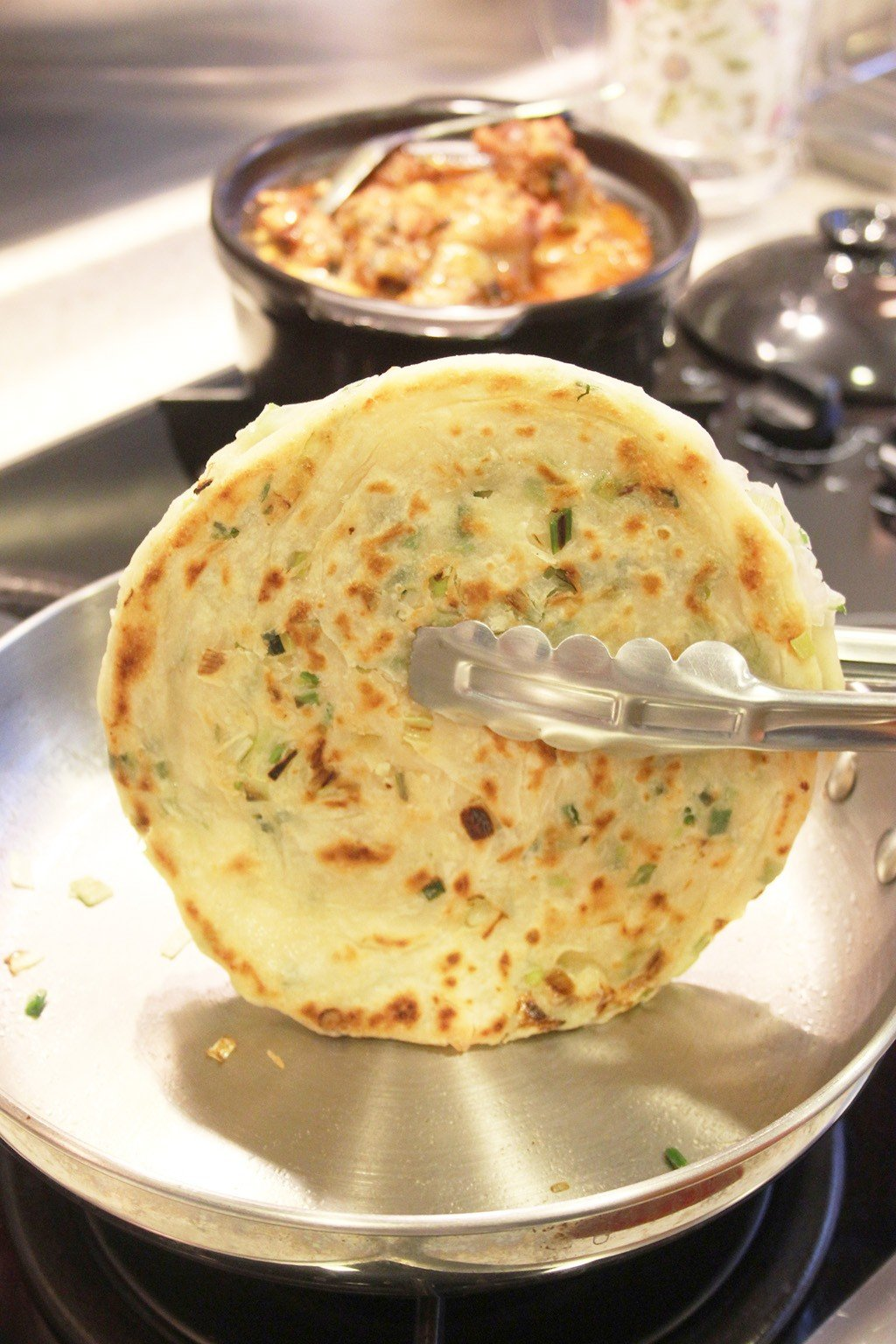 Chinese Spring Onion Pancakes Foodelicacy