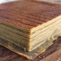 Indonesian Layer Cake (Traditional Lapis Cake)
