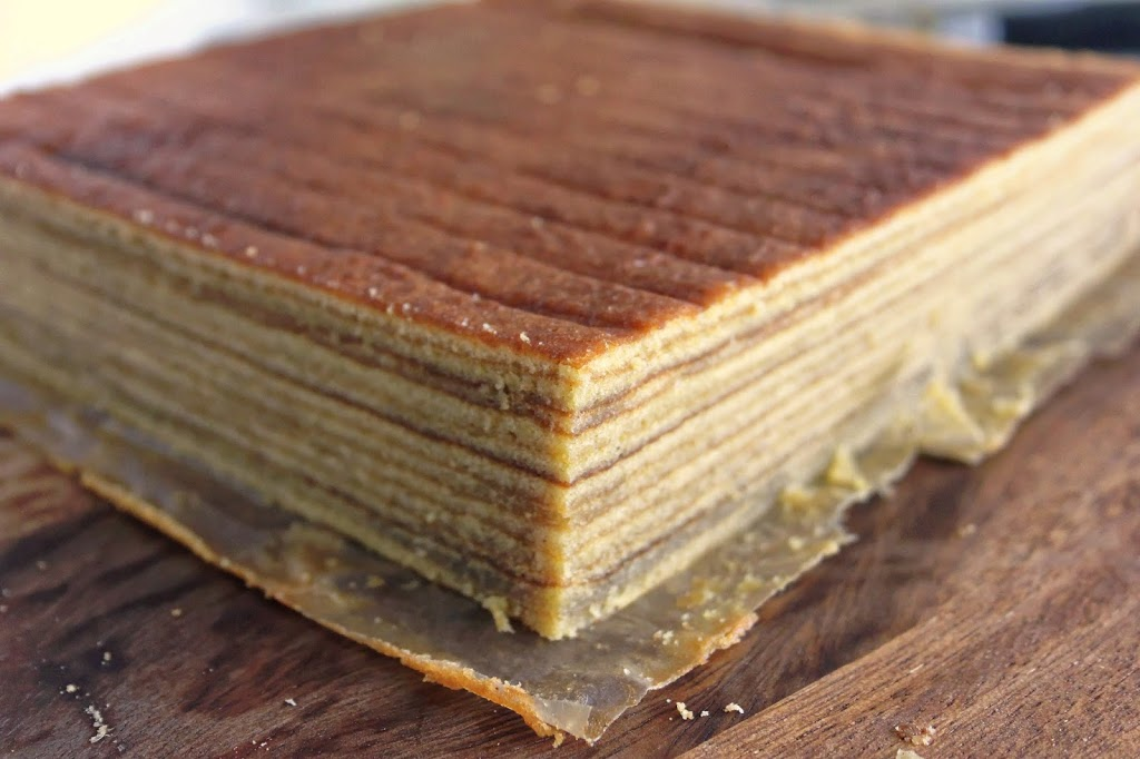 Indonesian Layer Cake Calories