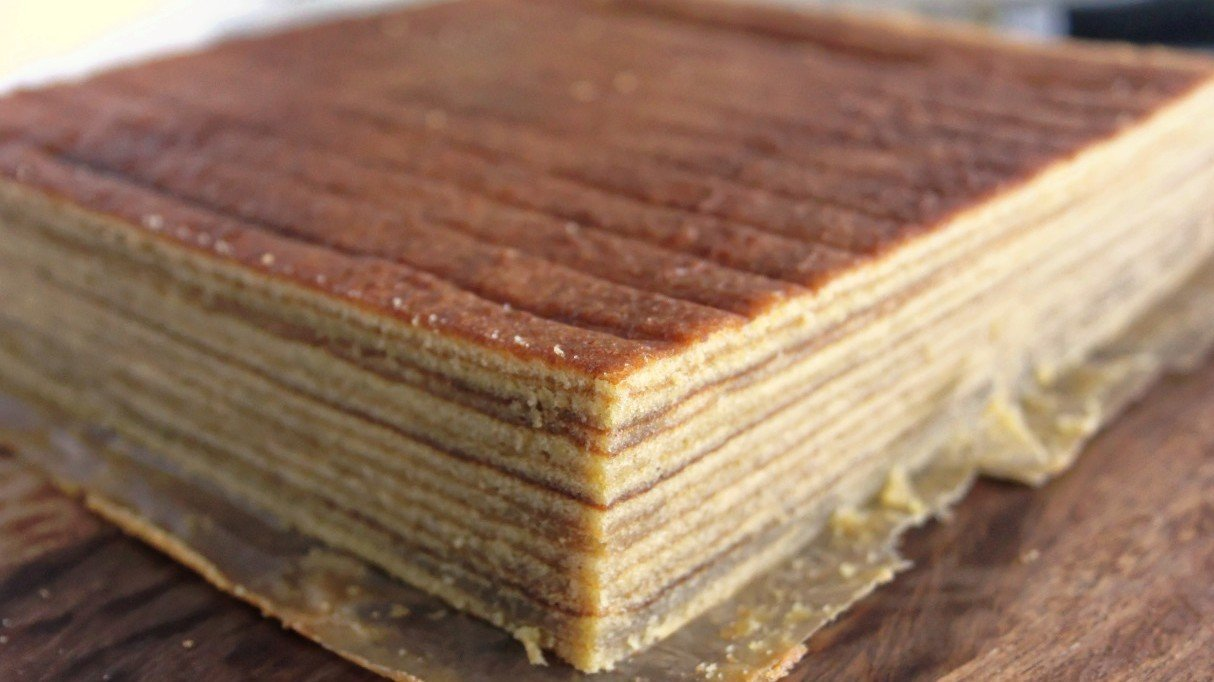 Indonesian layer cake foodelicacy indonesian layer cake recipe forumfinder Gallery
