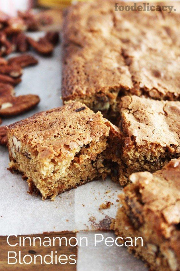 Cinnamon_Pecan_Blondies_3A   foodelicacy