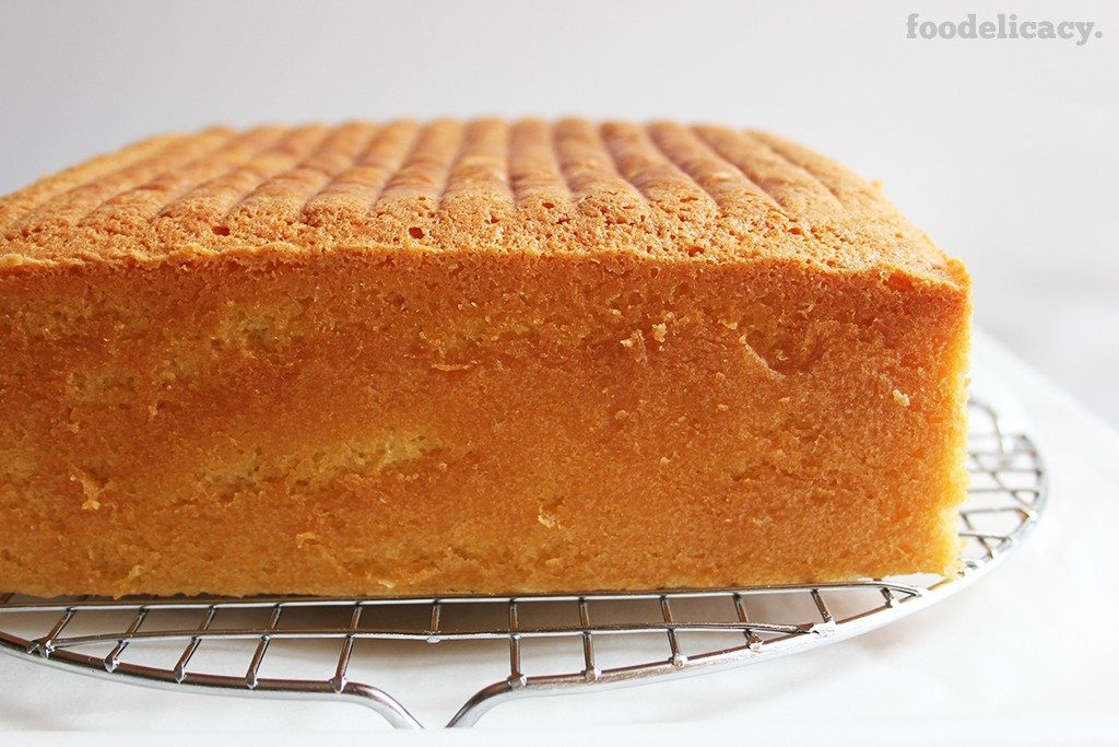 Rich Butter Cake Recipe Singapore