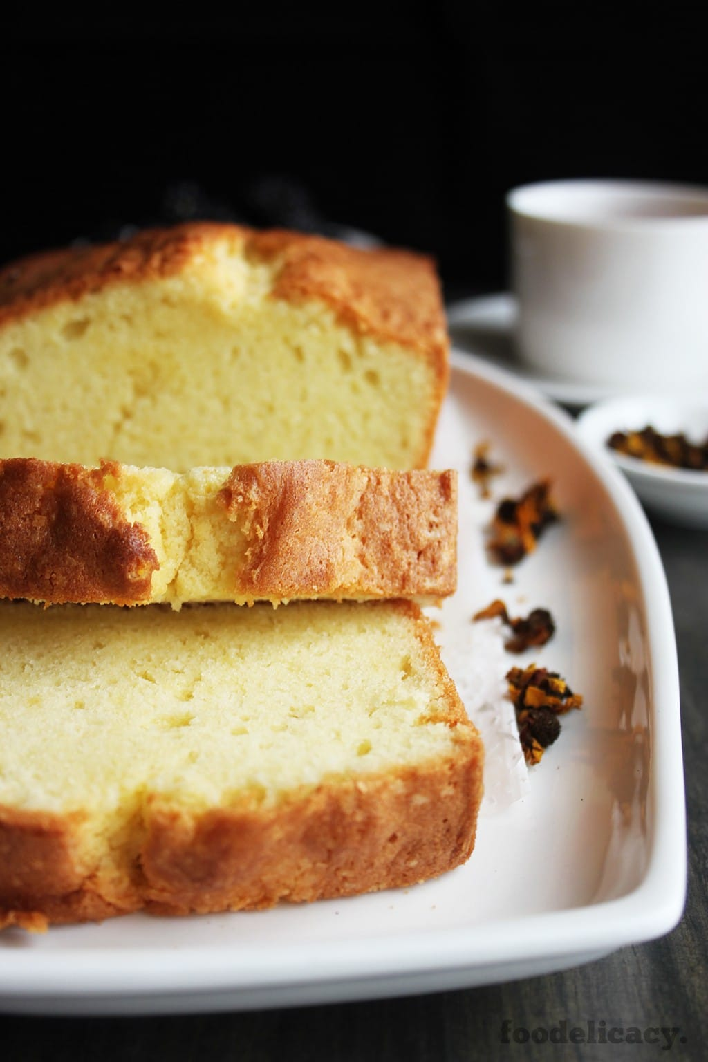 Characteristics Of The Perfect Pound Cake