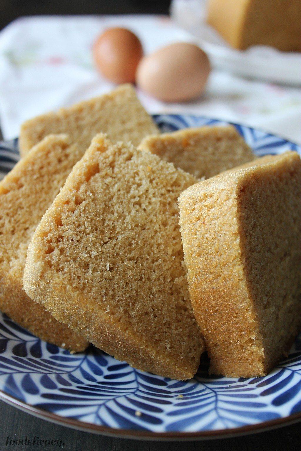 Steamed Sponge Cake Ma Lai Gao 馬拉糕 Foodelicacy