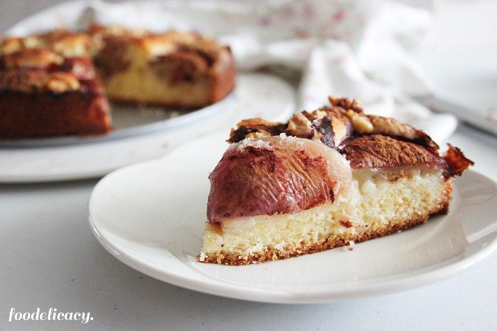 Nectarine_Walnut_Torte_4