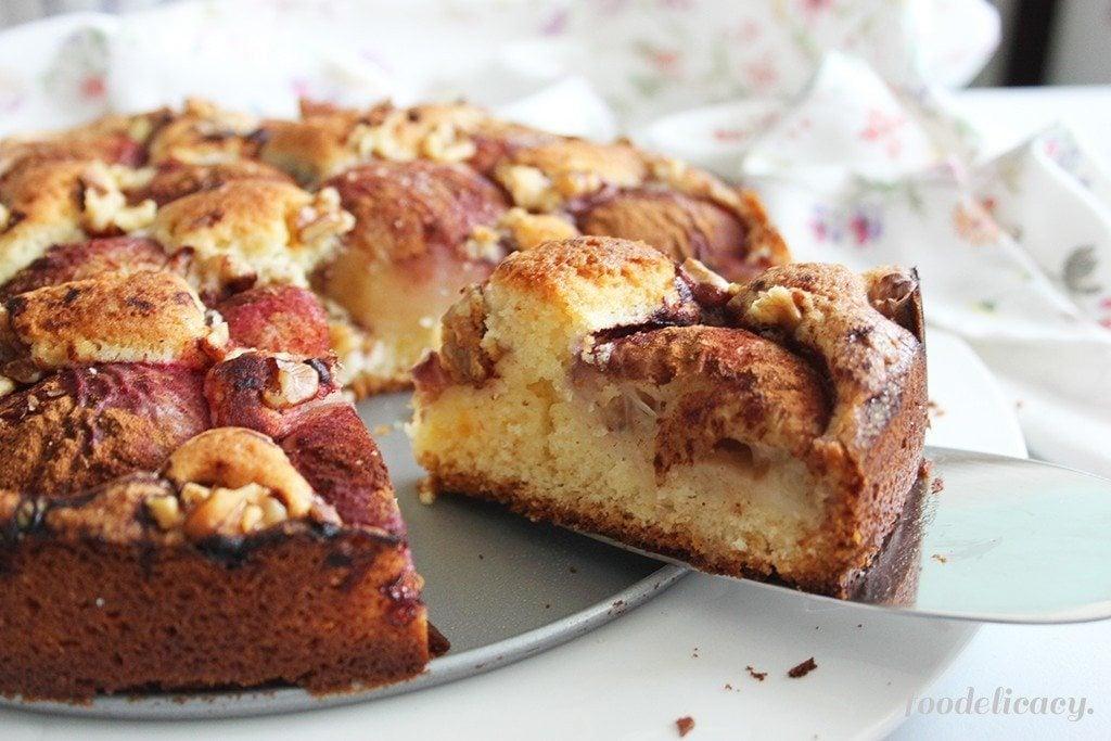 Nectarine_Walnut_Torte_6