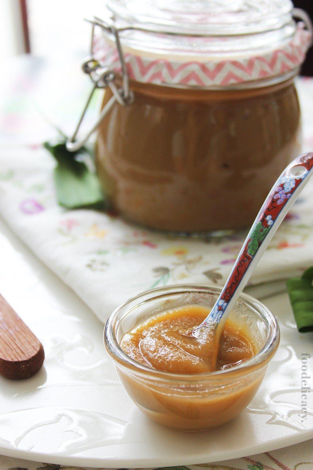 hainanese kaya (coconut jam)